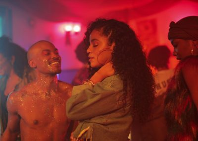 BLACK + QUEER AND ON SCREEN